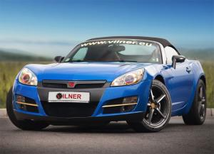 Saturn Sky by Vilner '2011